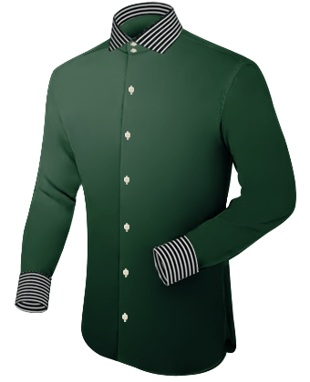 5d735d3f1be Chemise Luxe Homme Pas Cher with Italian Collar 2 Button