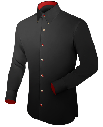 Cr�er Une Chemise Personnalis� with Button Down