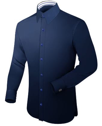 Les Chemises with French Collar 2 Button