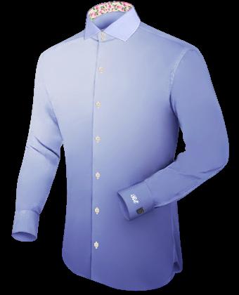 Marque Vetement Homme Paris Boutique with Italian Collar 2 Button