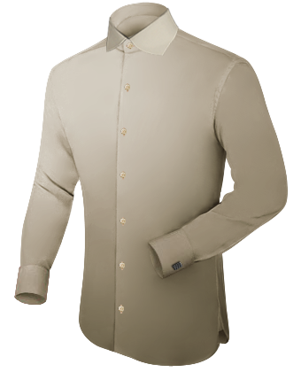 Tailor Mail Chemise with English Collar