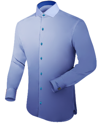 Vente Chemises En Ligne with Italian Collar 1 Button