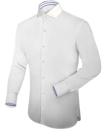 Vetement Pour Homme Class with Italian Collar 1 Button